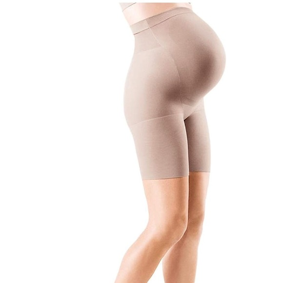 27d3e70b9bcd7 SPANX Intimates & Sleepwear | Pregnancy Shapewear In Nude | Poshmark